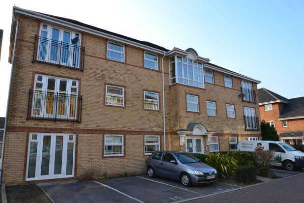 Thumbnail Flat to rent in Drum Road, Eastleigh