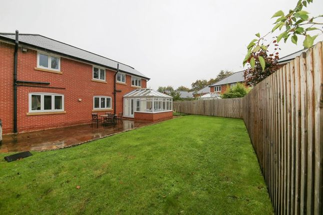 Rear External of Mere Oaks, Standish, Wigan WN1