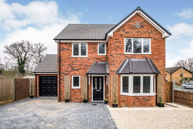 Thumbnail Detached house for sale in Gosforth Lane, South Oxhey, Watford