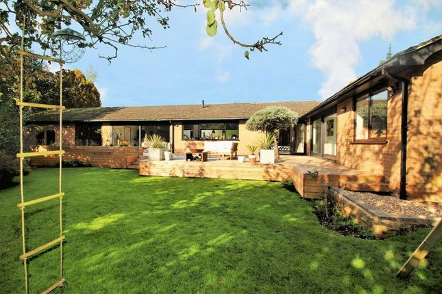 Thumbnail Detached bungalow for sale in Richmond Drive, Radcliffe-On-Trent, Nottingham