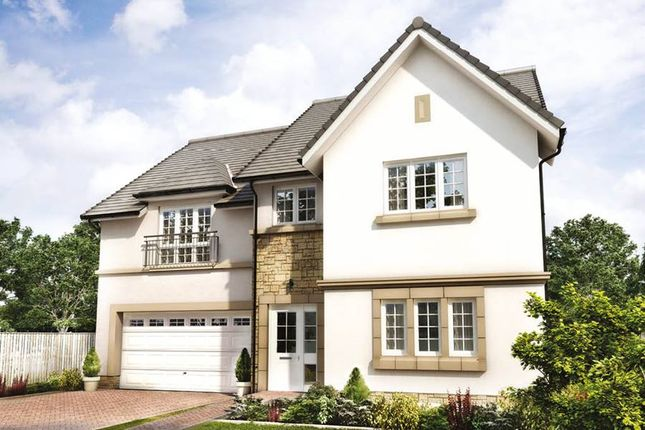 "Thumbnail Detached house for sale in ""Garvie"" at Penicuik Road, Roslin"