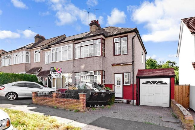 Thumbnail Semi-detached house for sale in Westwood Avenue, Brentwood, Essex