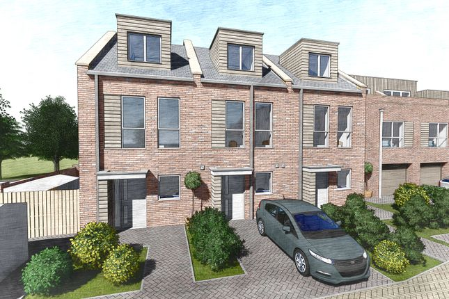 Thumbnail Town house for sale in Plot 2, Coldhams Place, Cambridge