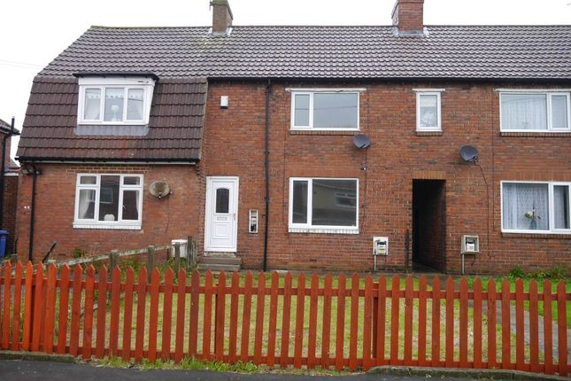 Thumbnail Property to rent in Jack Lawson Terrace, Wheatley Hill, Durham