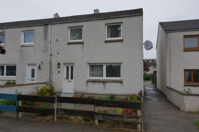 3 bed terraced house to rent in Findlay Road, Mosstodloch, Moray IV32