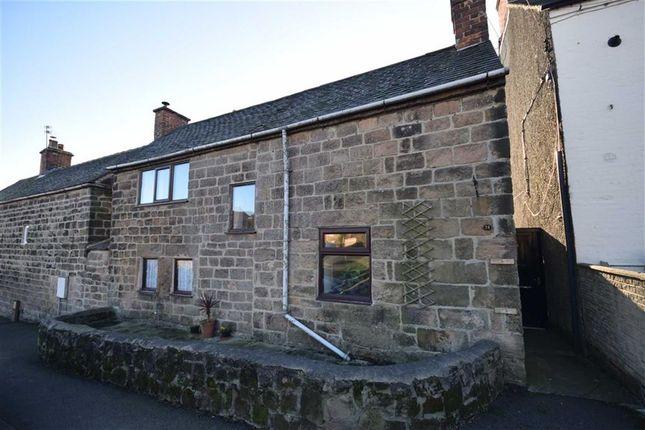 Thumbnail Cottage for sale in Chapel Street, Holbrook, Belper