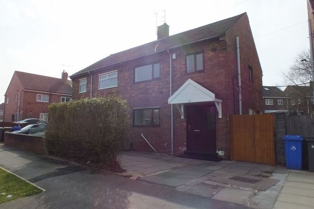 Thumbnail Semi-detached house to rent in Cumberbatch Avenue, Fegg Hayes, Stoke-On-Trent