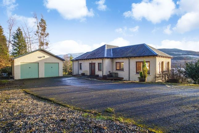 Thumbnail Detached house for sale in Fearnan, Loch Tay