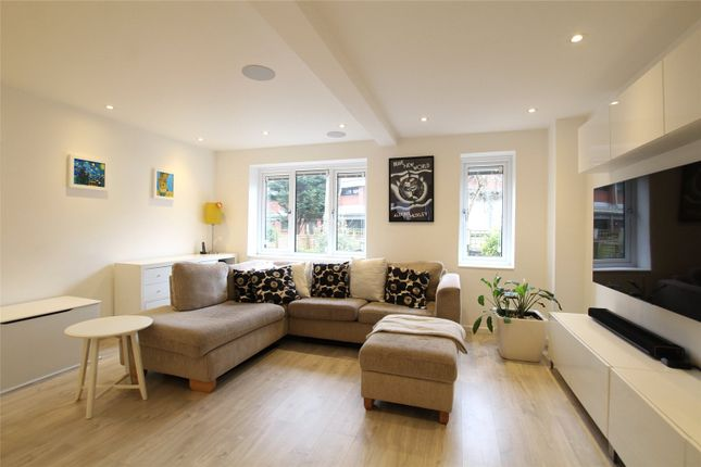 Thumbnail Terraced house for sale in Ramsey Lodge Court, Hillside Road, St. Albans, Hertfordshire