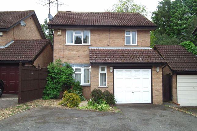 Thumbnail 3 bed property to rent in Berkeley Close, Abington, Northampton