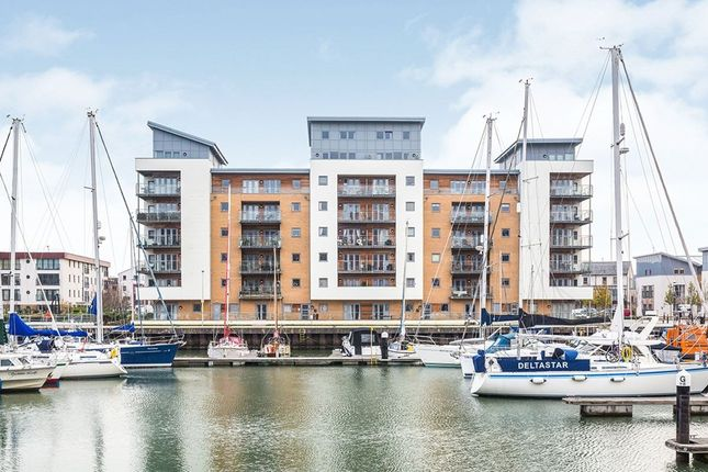 Thumbnail Flat for sale in Mizzen Court, Portishead, Bristol