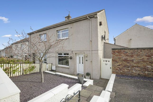 Thumbnail Semi-detached house for sale in 44 Blawearie Road, Tranent