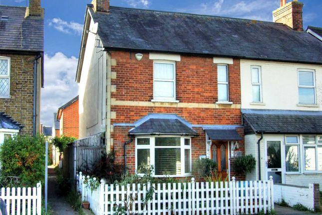 Thumbnail Semi-detached house for sale in Aylesbury Road, Wendover, Aylesbury