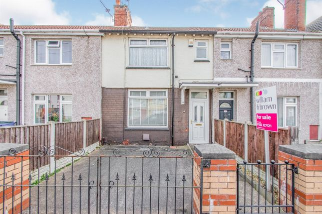 Terraced house for sale in The Avenue, Bentley, Doncaster