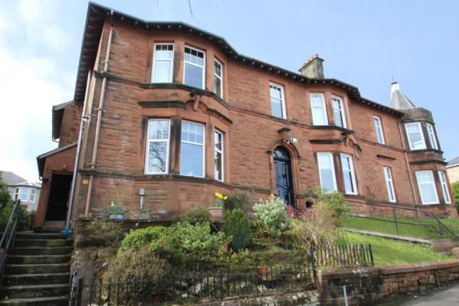 Thumbnail End terrace house for sale in South Street, Greenock, Inverclyde