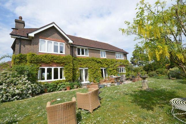 Thumbnail Detached house for sale in Southlands Park, Midhurst