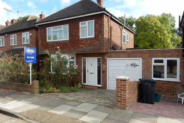 Thumbnail Detached house for sale in St Marys Avenue Central, Southall, Middlesex
