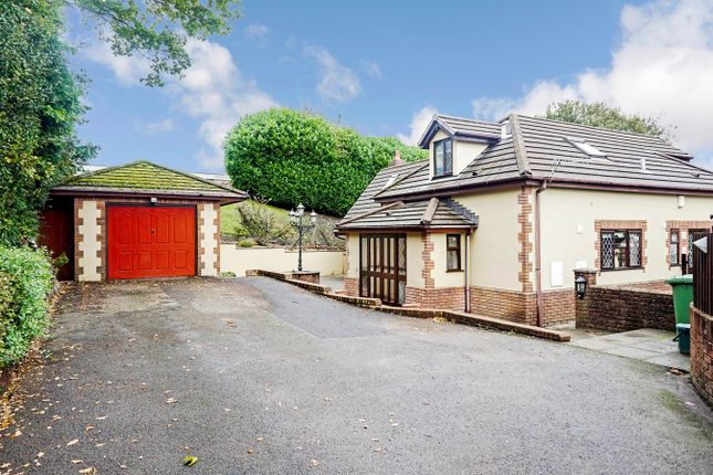 Thumbnail Detached house for sale in Crown Lane, Pontllanfraith, Blackwood