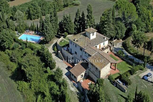 Thumbnail Villa for sale in San Casciano Val di Pesa, Tuscany, Italy