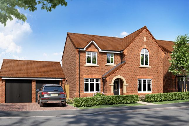 """Thumbnail Detached house for sale in """"Plot 18 - The Salcombe V0"""" at Station Road, Carlton, Goole"""