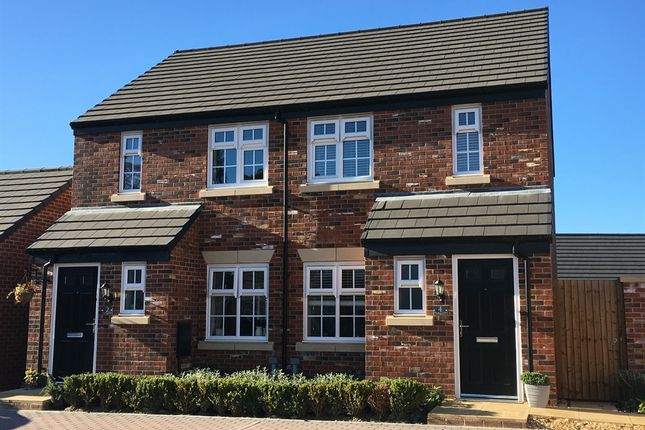"""End terrace house for sale in """"Alnwick"""" at Ashworth Road, Lytham St. Annes"""