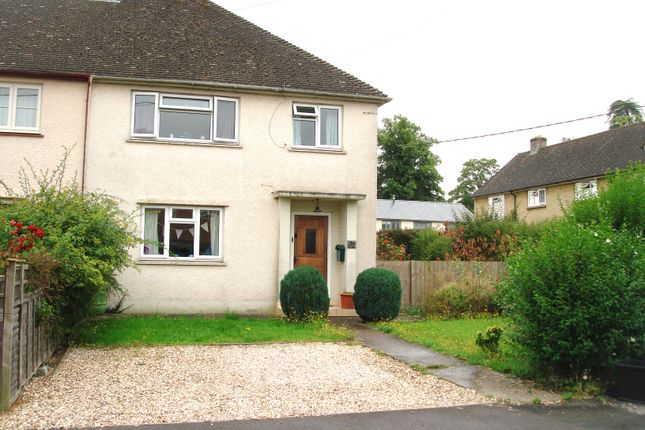 Thumbnail Semi-detached house to rent in New Road, Woodstock