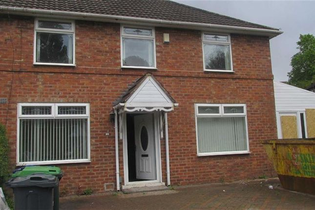Thumbnail Semi-detached house to rent in Clive Street, West Bromwich