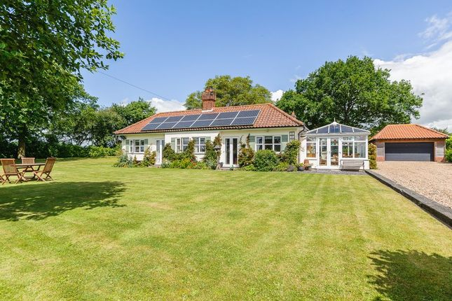 Thumbnail Detached house for sale in Little Orchard, Norwich, Norfolk