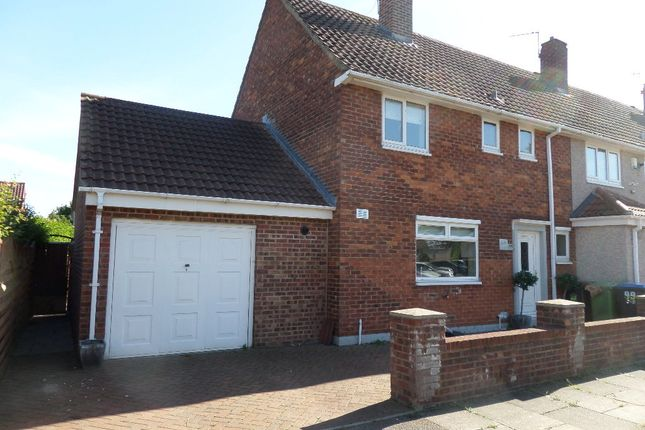 End terrace house for sale in Bewick Crescent, Newton Aycliffe