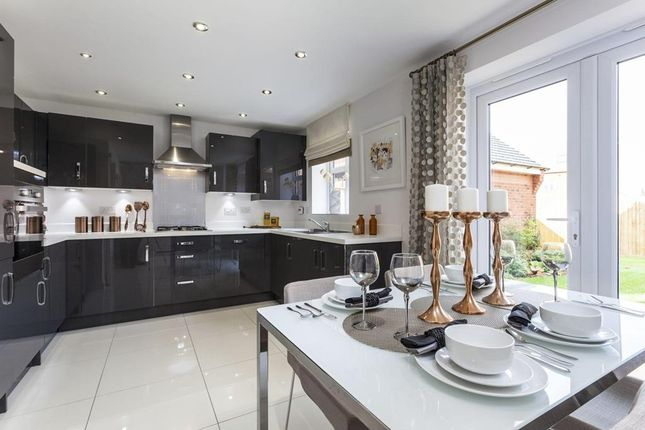 """3 bedroom semi-detached house for sale in """"Kennett"""" at Blandford Way, Market Drayton"""