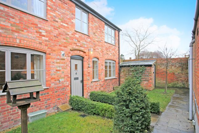 2 bed cottage for sale in The Mercers, High Street, West Lavington, Devizes SN10