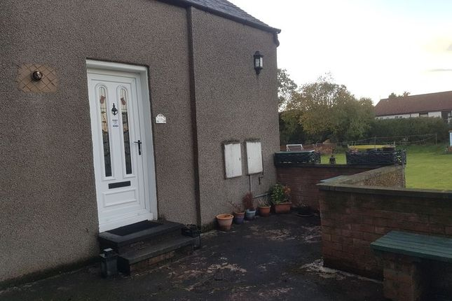 Thumbnail Bungalow for sale in Station Road, Kelty