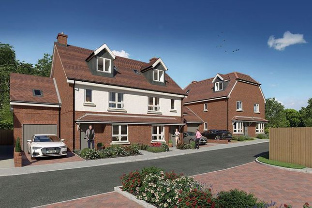 4 bed semi-detached house for sale in Epsom Road, West Horsley, Leatherhead KT24