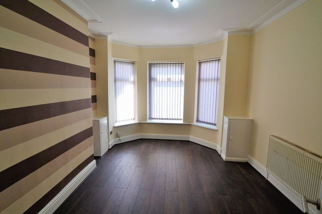 Thumbnail Terraced house to rent in Fairfield Street, Salford