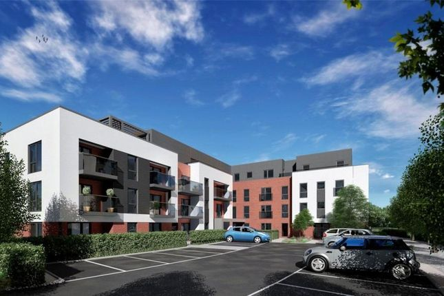 Thumbnail Flat for sale in Lock House, Station Road, Taunton, Somerset
