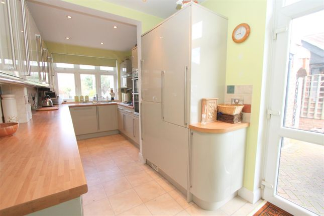Semi-detached house for sale in Bampfylde Close, Wallington