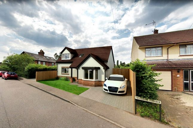 Thumbnail Detached bungalow for sale in Twysdens Terrace, Welham Green