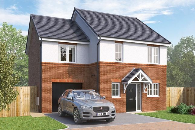 "Thumbnail Detached house for sale in ""The Malton"" at Wellfield Road North, Wingate"