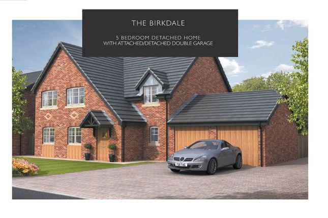 Thumbnail Detached house for sale in Mather Fold Farm, Hoghton Lane, Preston