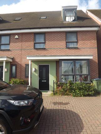 Thumbnail Terraced house to rent in Hamilton Drive, Smethwick, Birmingham