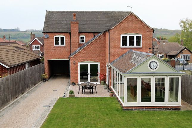 Thumbnail Detached house for sale in Repton Road, Hartshorne, Swadlincote
