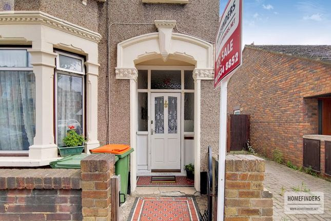 Thumbnail End terrace house for sale in Crofton Road, Plaistow