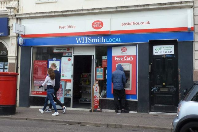 Retail premises for sale in Bournemouth, Dorset