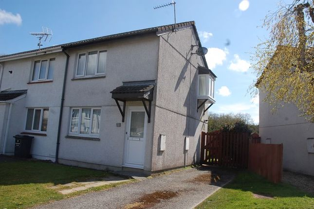 2 bed semi-detached house to rent in Aberdeen Close, St. Blazey, Par PL24