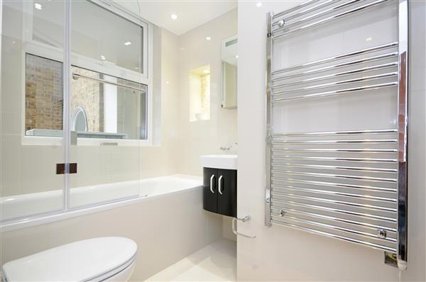 Bathroom of Boydell Court, St Johns Wood Park, London NW8