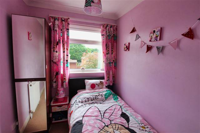 Bedroom of Finch Rise, Aston, Sheffield S26
