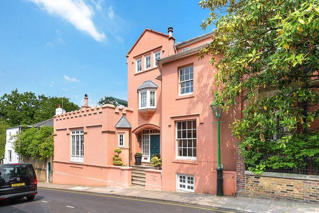 Thumbnail Semi-detached house for sale in Hillsleigh Road, Kensington, London