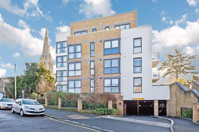 Thumbnail Flat to rent in Church Hill Road, Surbiton