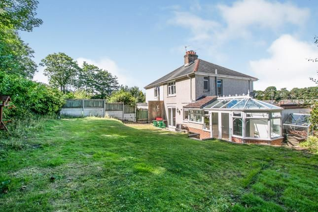 Thumbnail Semi-detached house for sale in Alby Road, Poole