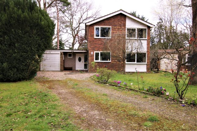 Detached house for sale in Pyrford, Surrey